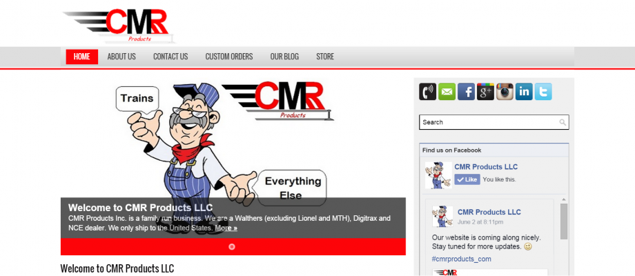 CMR Products